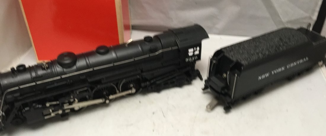 Lionel NYC O Gauge Scale J1E Hudson Steam Engine and