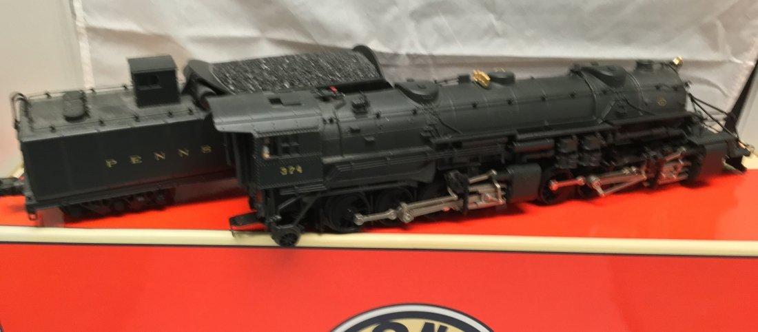 Lionel PRR O Gauge Y3 Articulated Steam Engine and