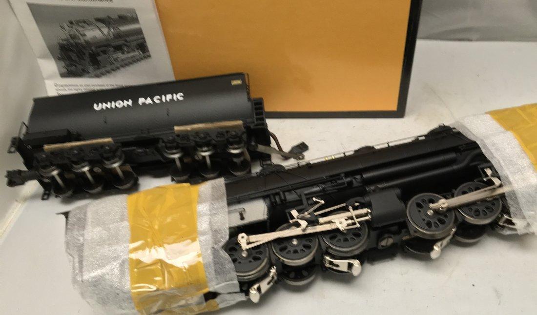 Sunset Brass UP O Gauge Challenger Articulated Steam - 3