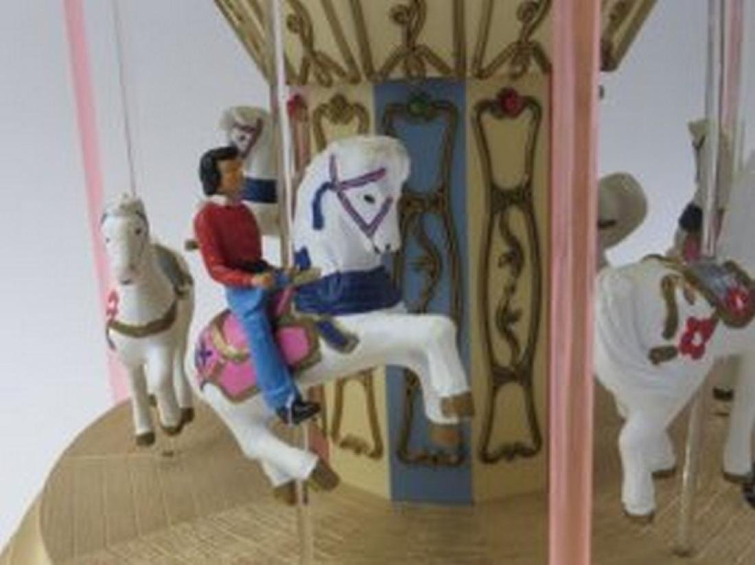 LGB G Scale Karusell Merry-Go-Round - 5