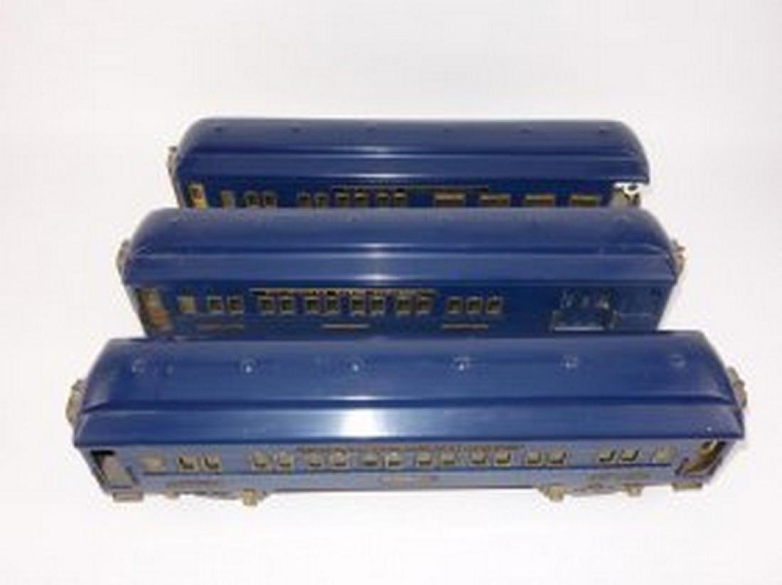 American Flyer Presidents Wide Gauge Passenger Cars - 2