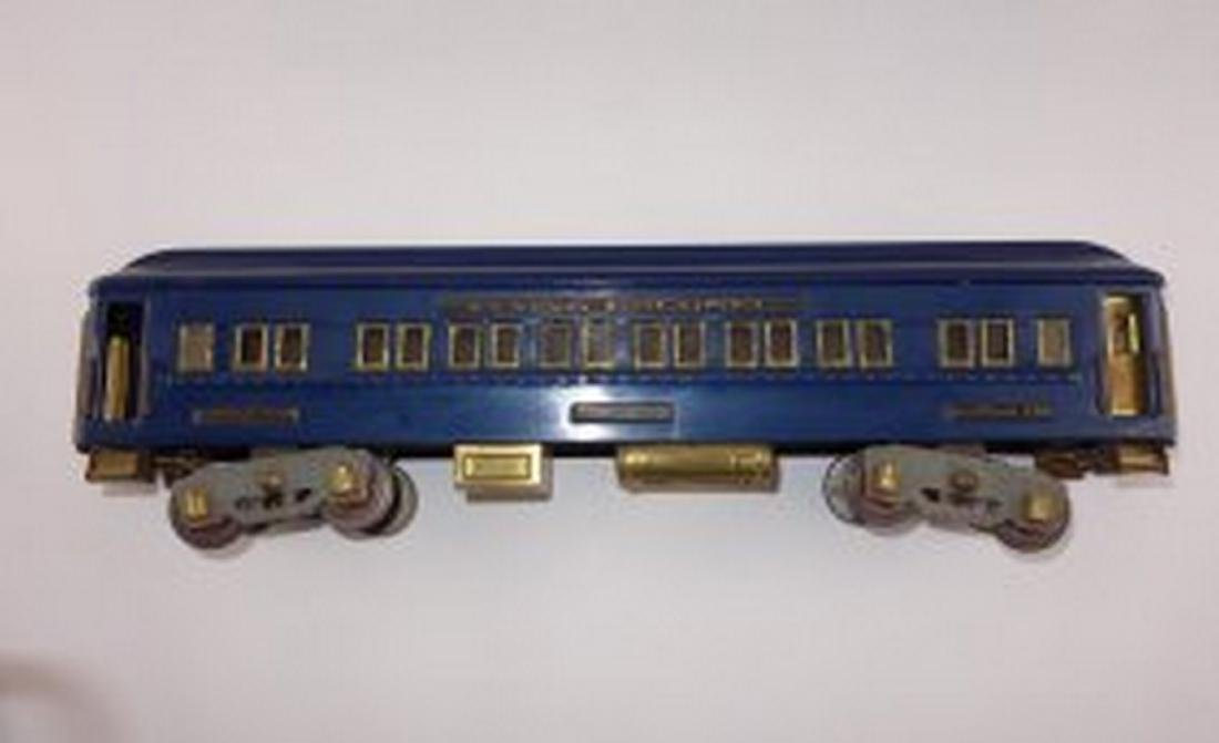 American Flyer Presidents Wide Gauge Passenger Cars - 3