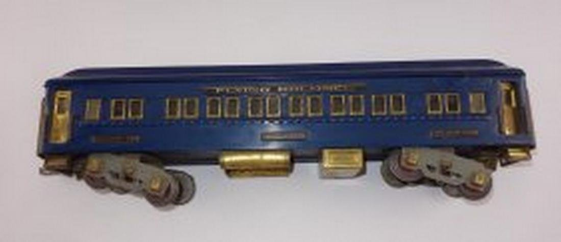 American Flyer Presidents Wide Gauge Passenger Cars - 4