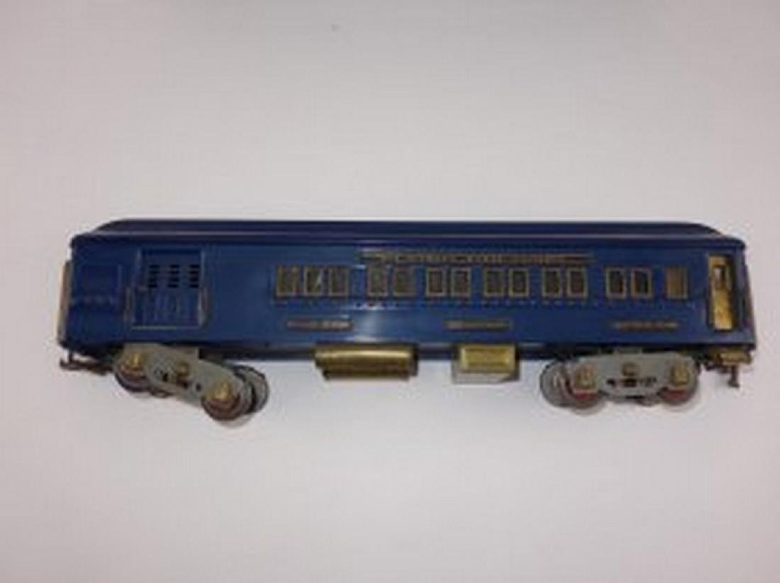American Flyer Presidents Wide Gauge Passenger Cars - 6