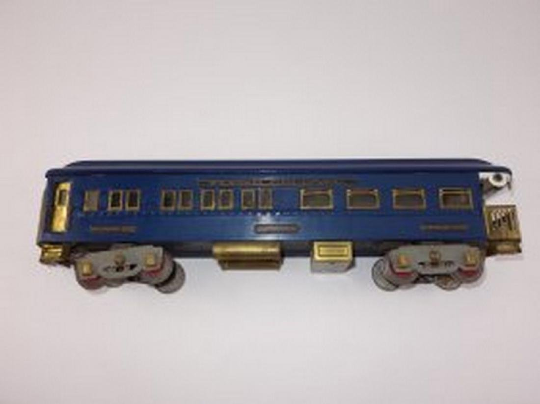 American Flyer Presidents Wide Gauge Passenger Cars - 7