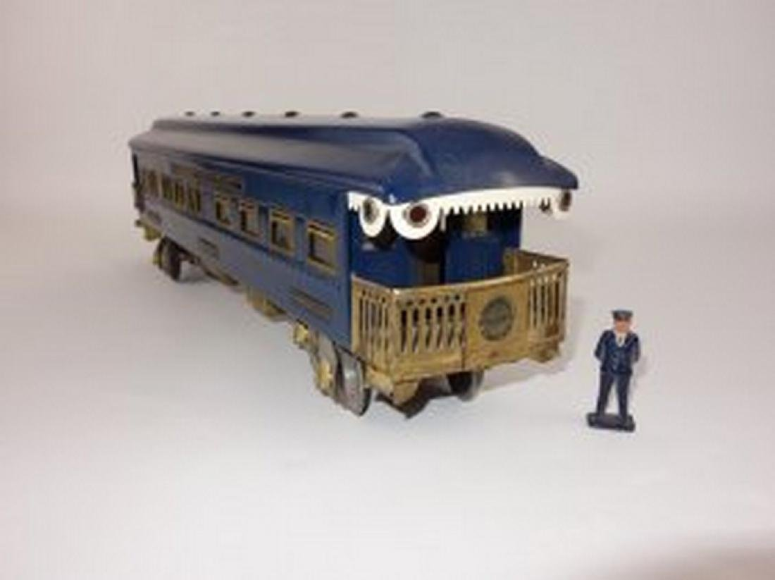 American Flyer Presidents Wide Gauge Passenger Cars - 8