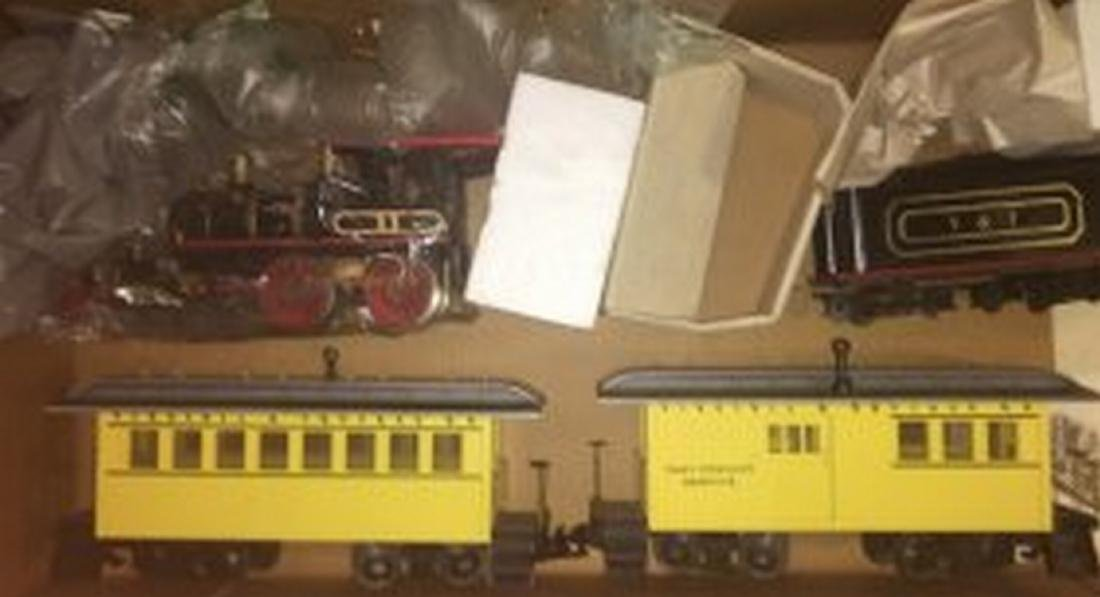 Kalamazoo V&T G Scale Passenger Train - 2