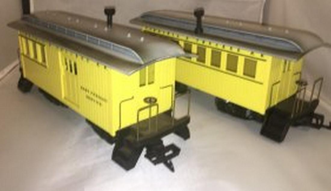 Kalamazoo V&T G Scale Passenger Train - 3