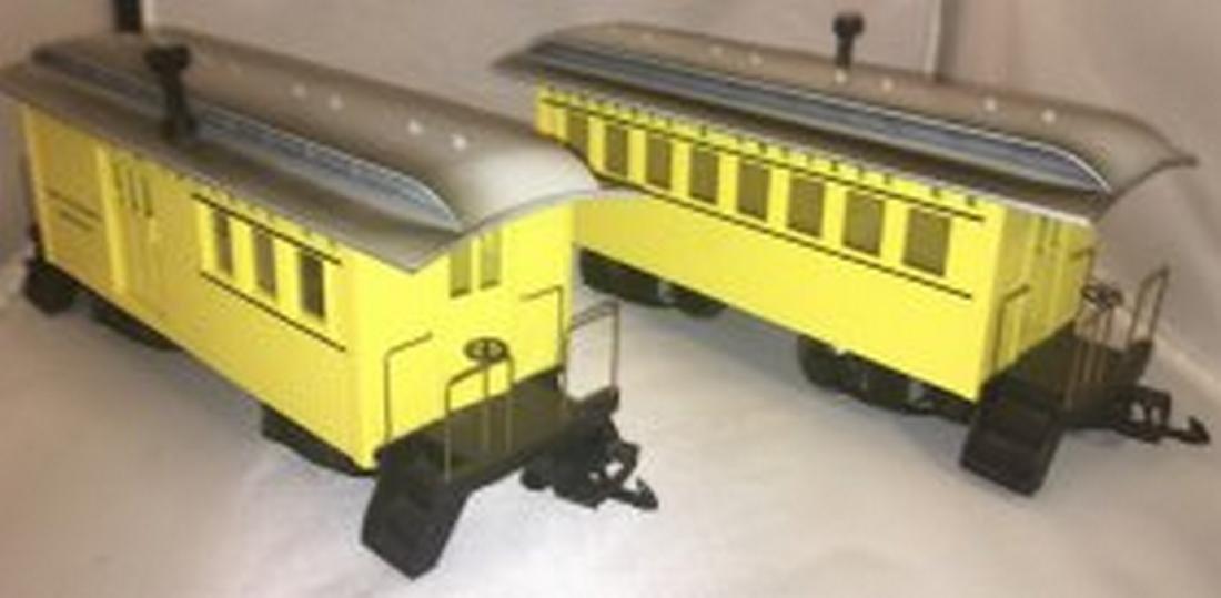 Kalamazoo V&T G Scale Passenger Train - 4