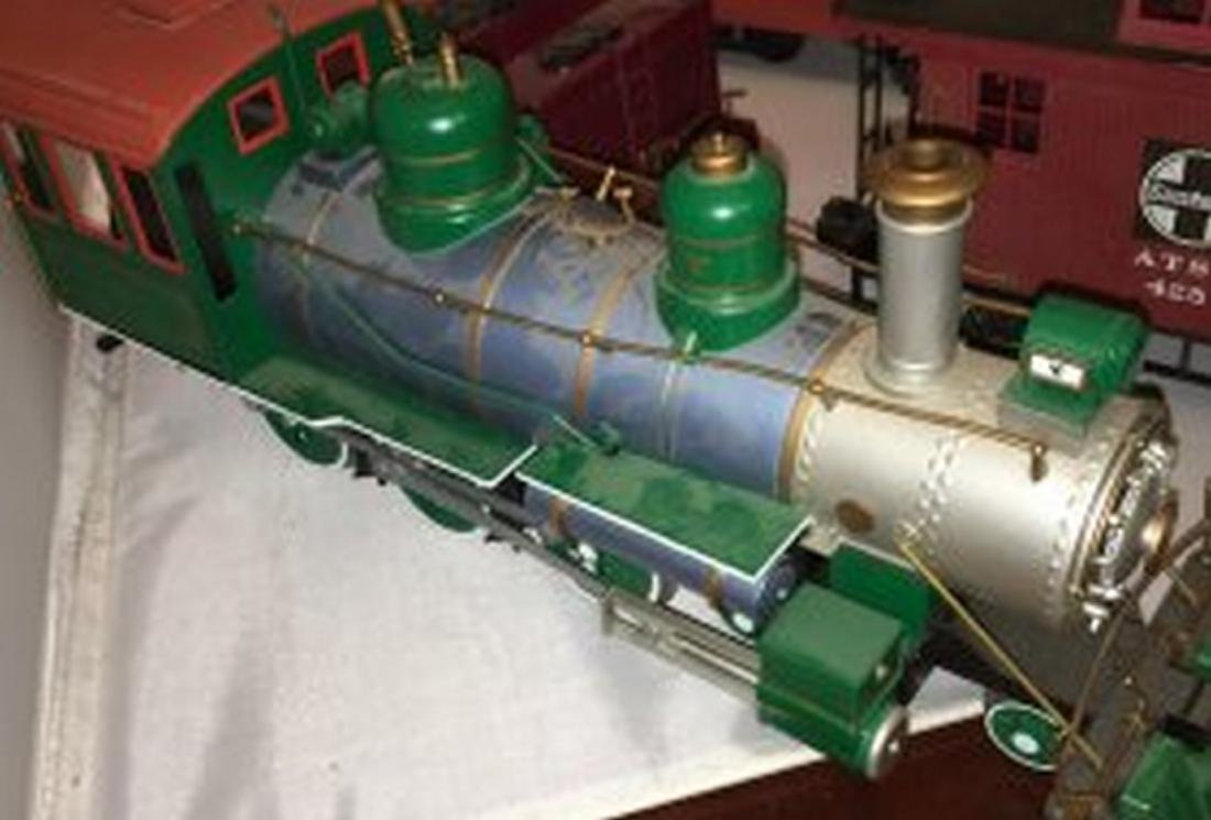 Bachmann  G Scale Steam Freight Train - 2