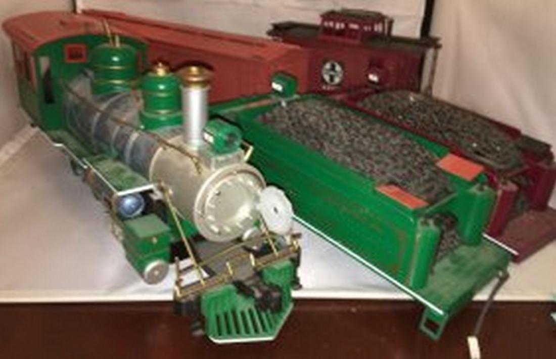 Bachmann  G Scale Steam Freight Train - 5