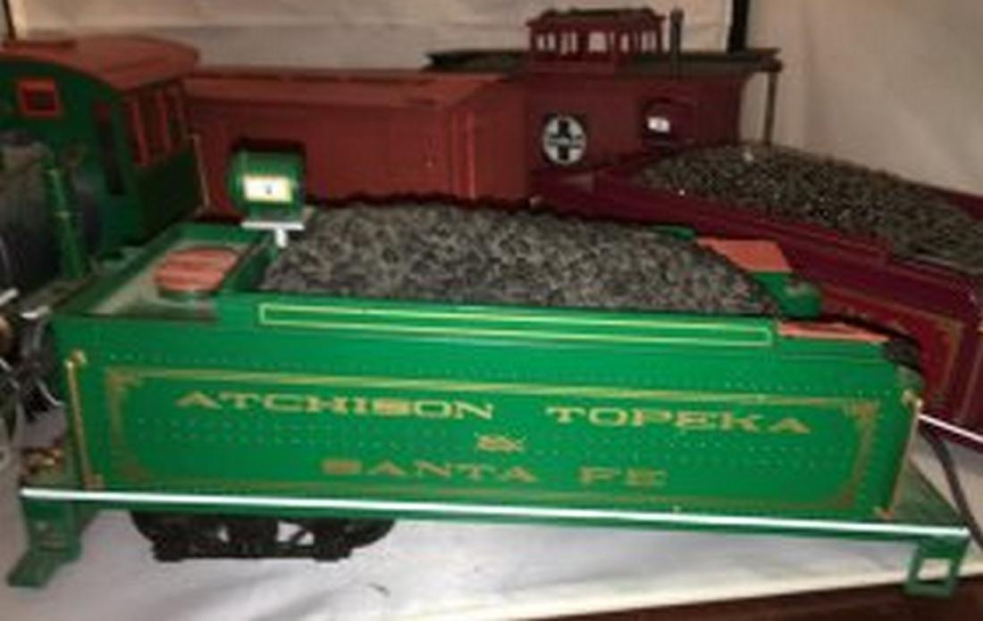 Bachmann  G Scale Steam Freight Train - 7
