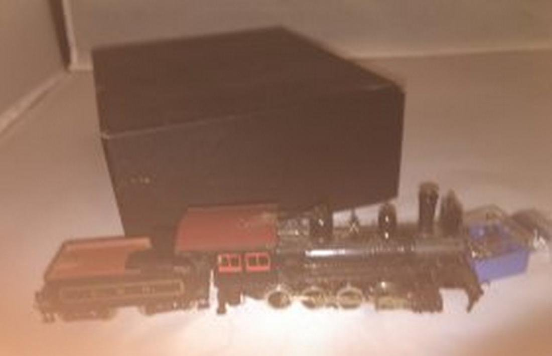 PRR HO Scale Brass Consolidation Steam Engine