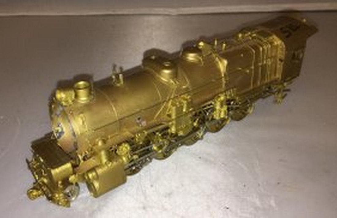 Samhongsa S Scale Brass 2-10-0 Steam Engine