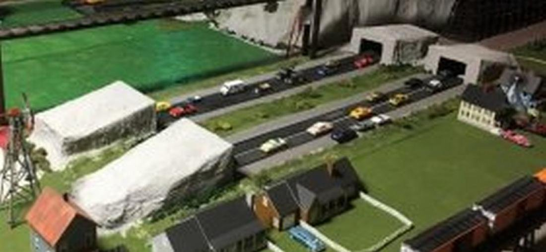 Perpetual O Gauge Highway Layout