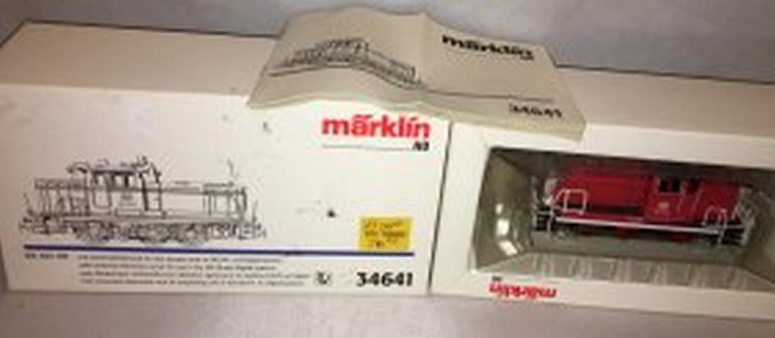 Marklin DB HO Scale BR 365 Diesel Engine