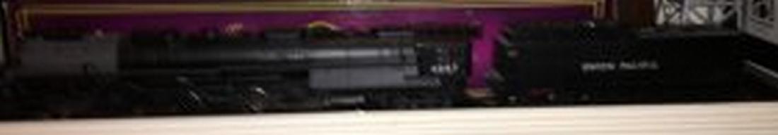 MTH Premier UP O gauge Big Boy Steam Engine
