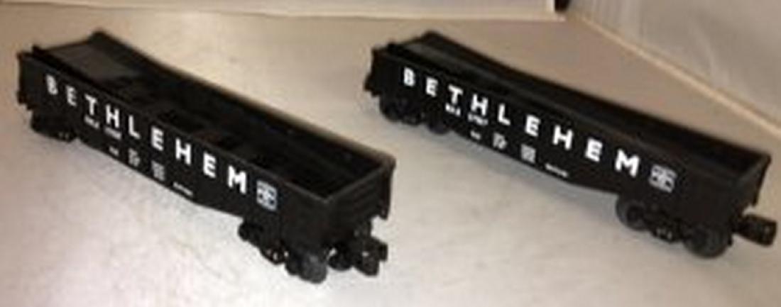 Two Lionel Betlhlehem O Gauge Culvert Cars - 2