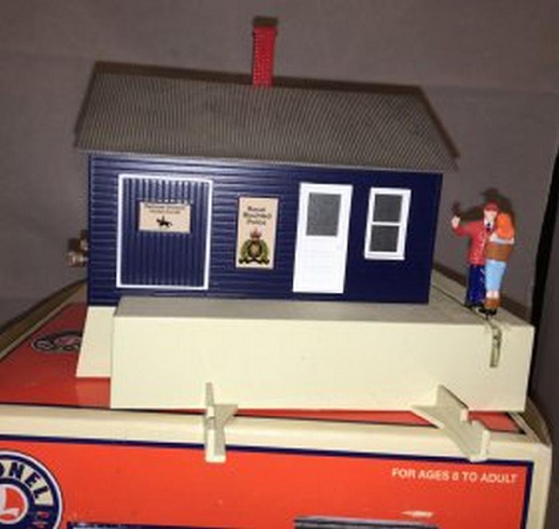 Two Lionel  O Gauge Operating Accessories - 3