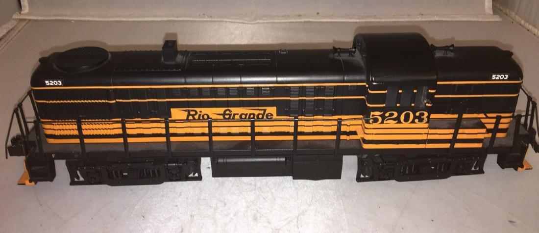 MTH Rio Grande O Gauge RS-3 Diesel Engine