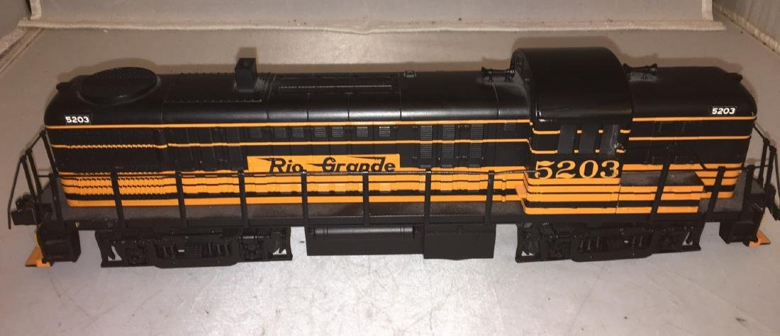 MTH Rio Grande O Gauge RS-3 Diesel Engine