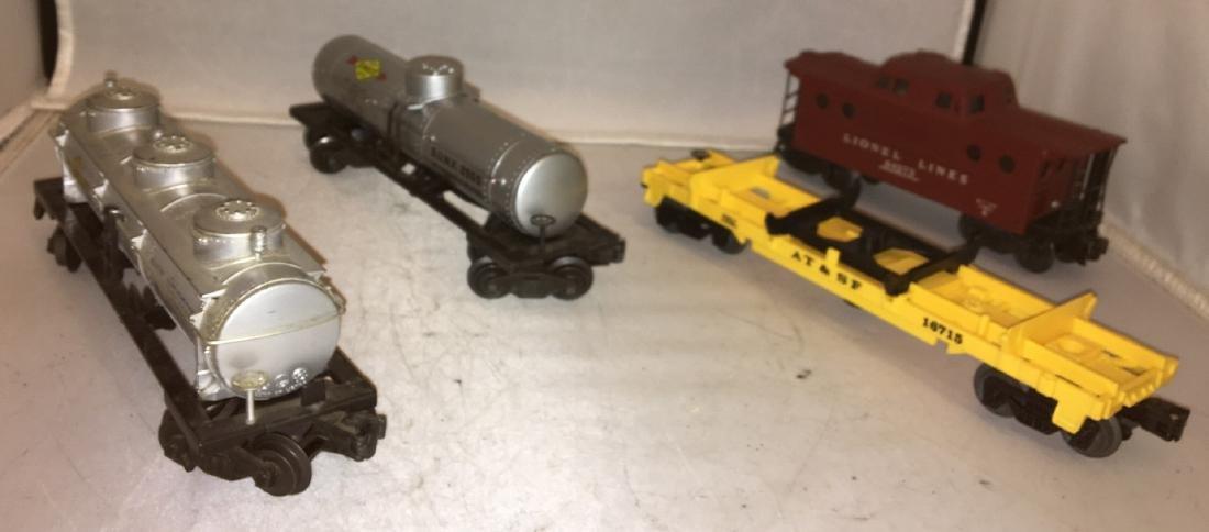 Lionel Postwar O gauge Freight Cars Plus