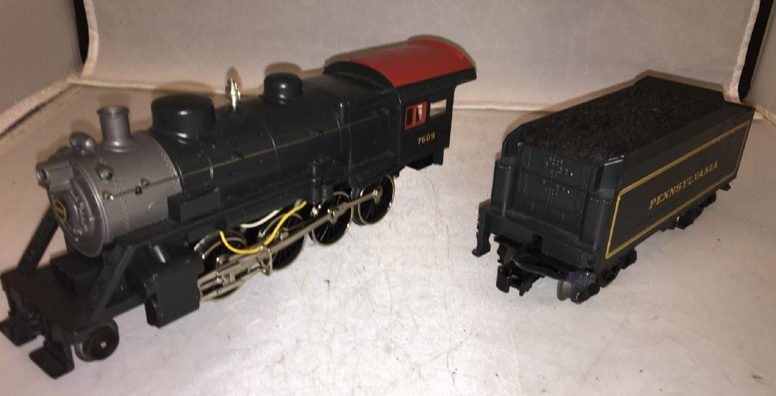 MTH PRR O Gauge Consolidation Steam Engine