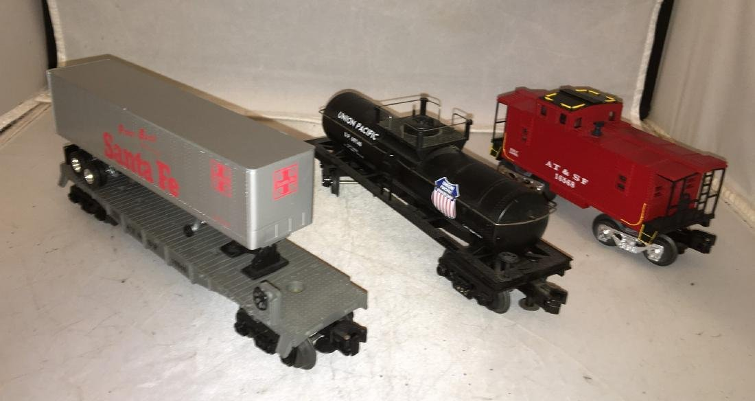 Lionel and MTH O Gauge Freight cars