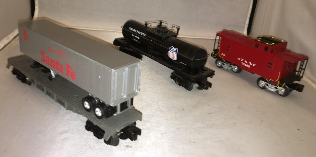 Lionel and MTH O Gauge Freight cars - 2
