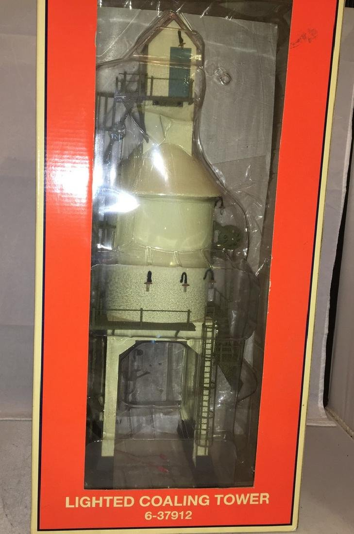 Lionel 37912 O Gauge Lighted Coaling Tower