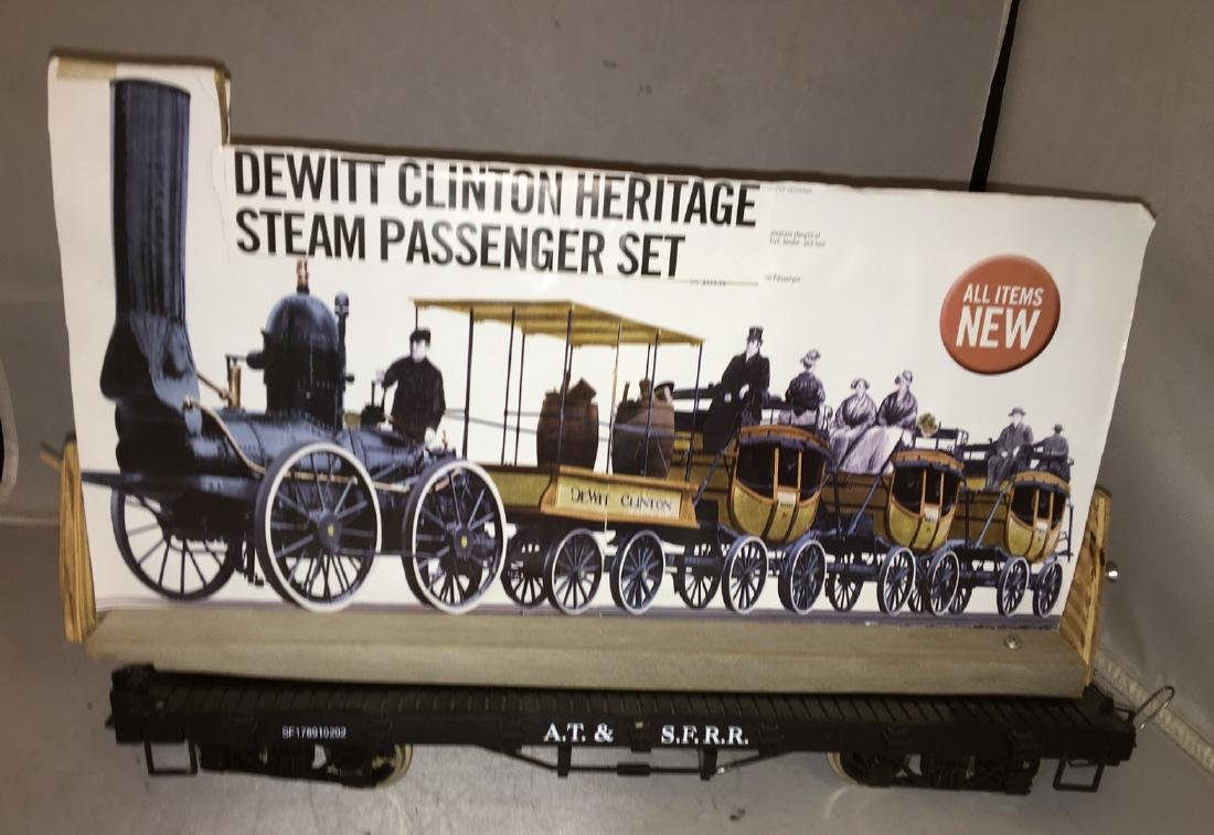 USA Trains G SF G Scale Billboard Car