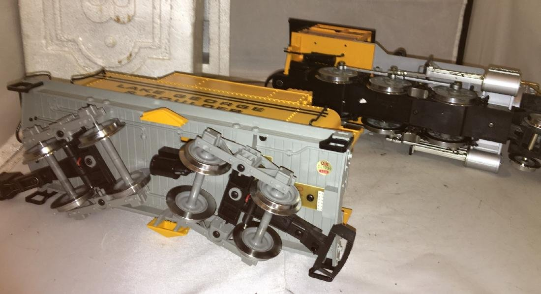 LGB Lake George G Scale Steam Engine - 3