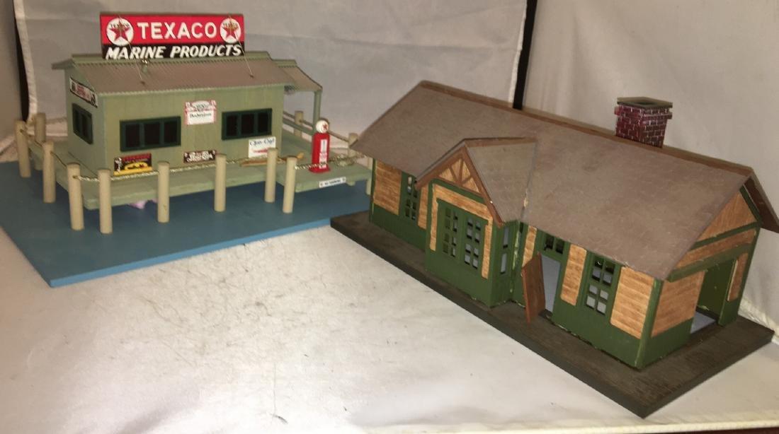 Texaco O Scale Marine Products Shop Plus
