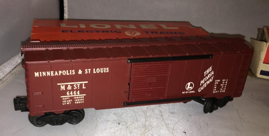 Lionel Postwar O gGauge Freight Cars - 2
