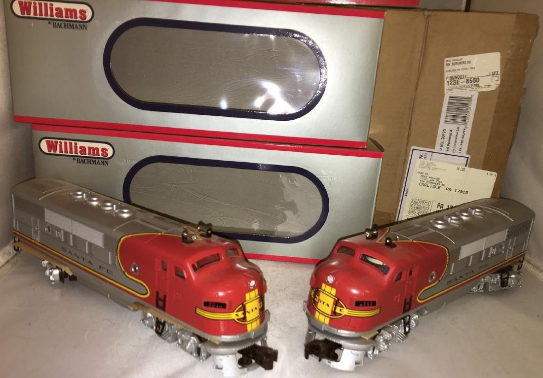 Williams by Bachmann SF O Gauge F3 AA Diesel Set