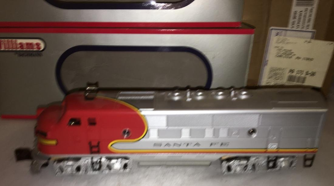 Williams by Bachmann SF O Gauge F3 AA Diesel Set - 3