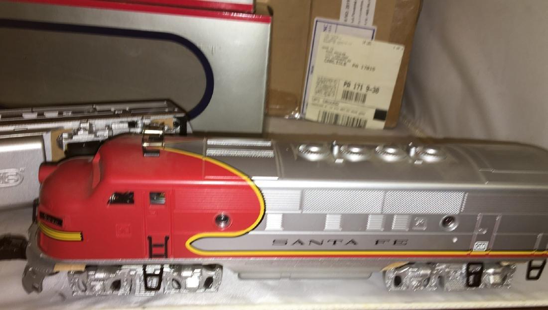 Williams by Bachmann SF O Gauge F3 AA Diesel Set - 5