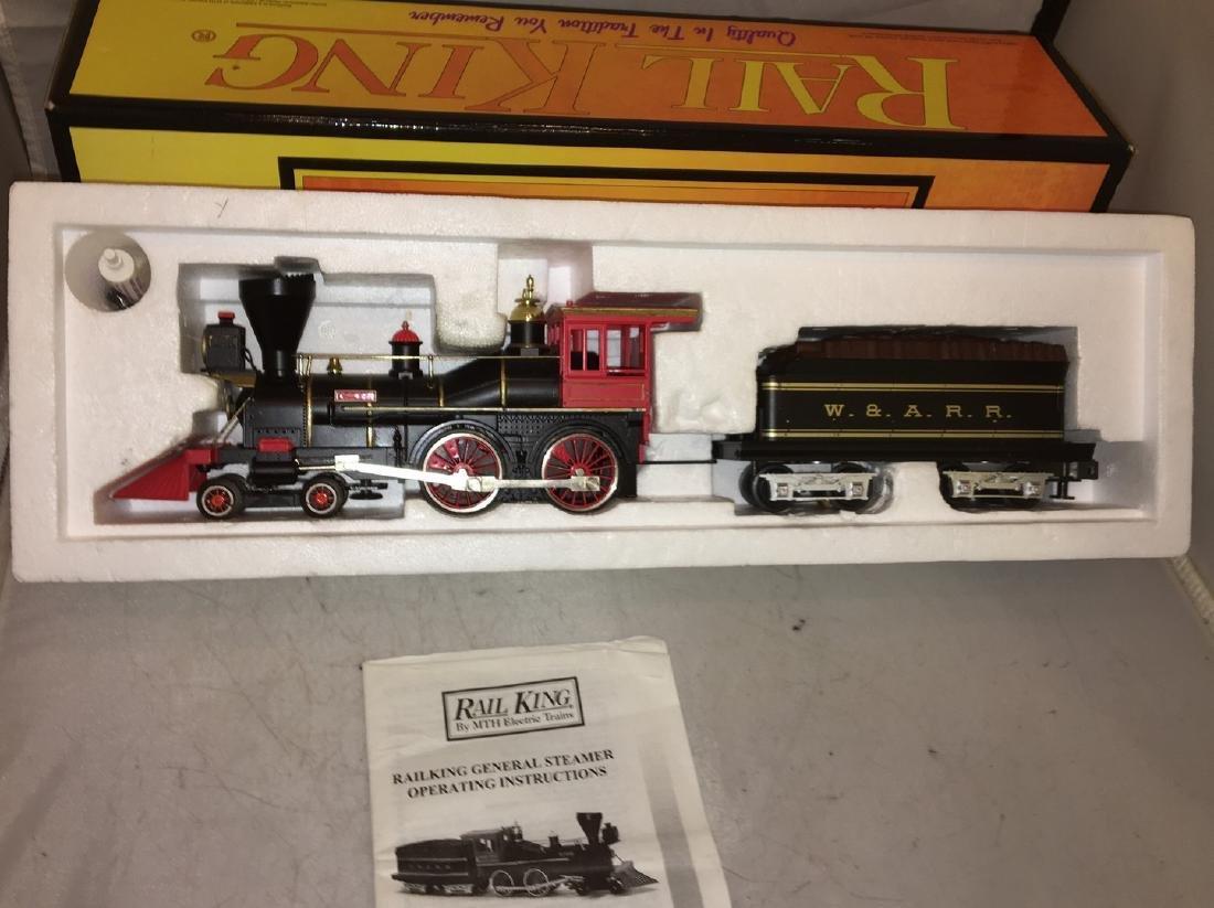 MTH WARR O Gauge General Steam Engine