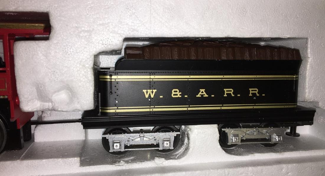 MTH WARR O Gauge General Steam Engine - 3