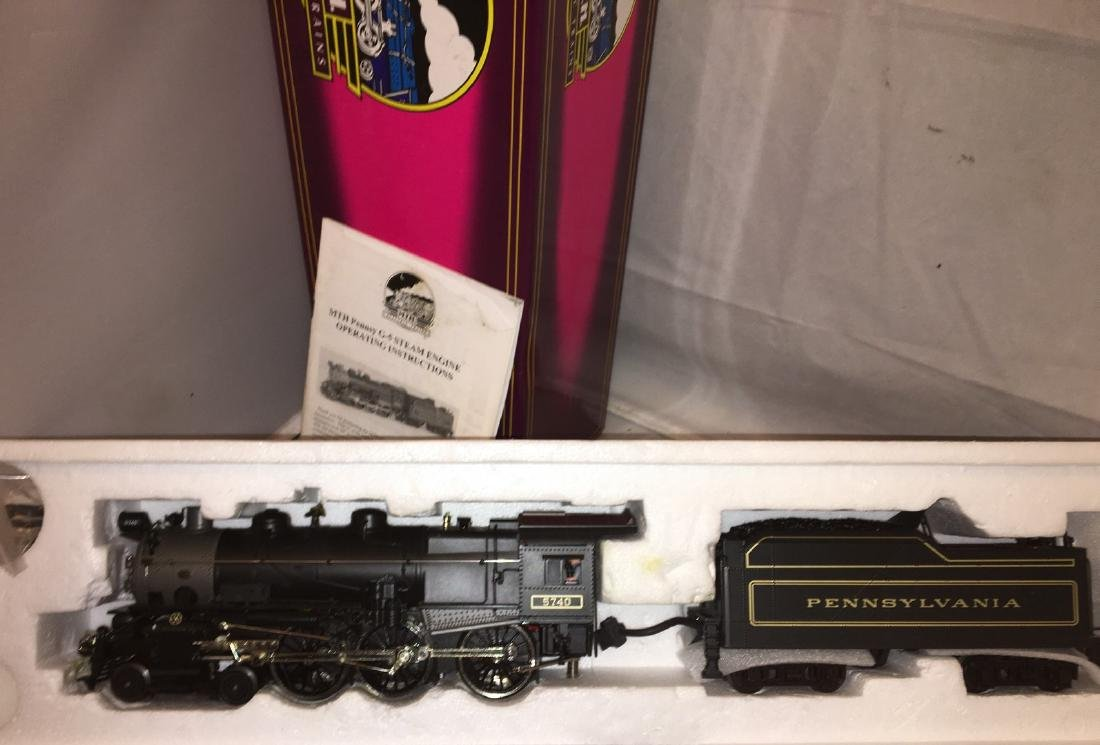 MTH Premier PRR O gauge G5 Steam Engine