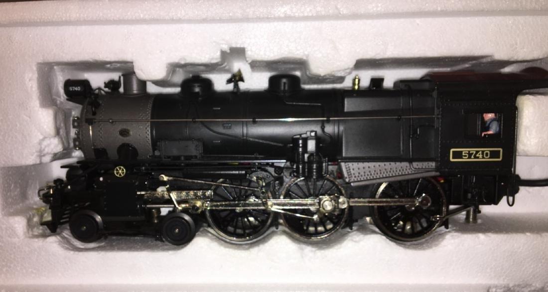 MTH Premier PRR O gauge G5 Steam Engine - 2