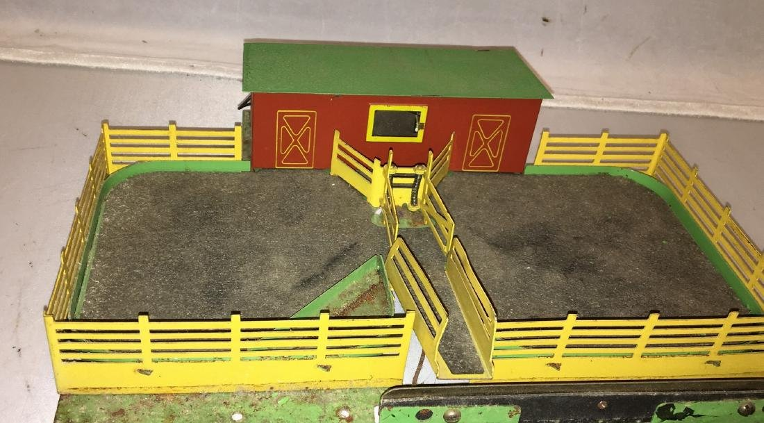 American Flyer S gauge Cattle Yard - 3