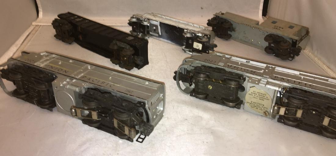 Lionel Postwar O Gauge Diesel Freight Train - 4
