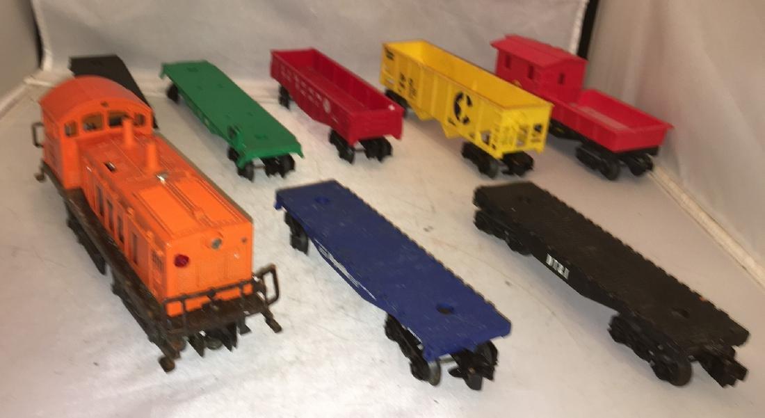 Lionel DTI O Gauge Diesel Freight Train