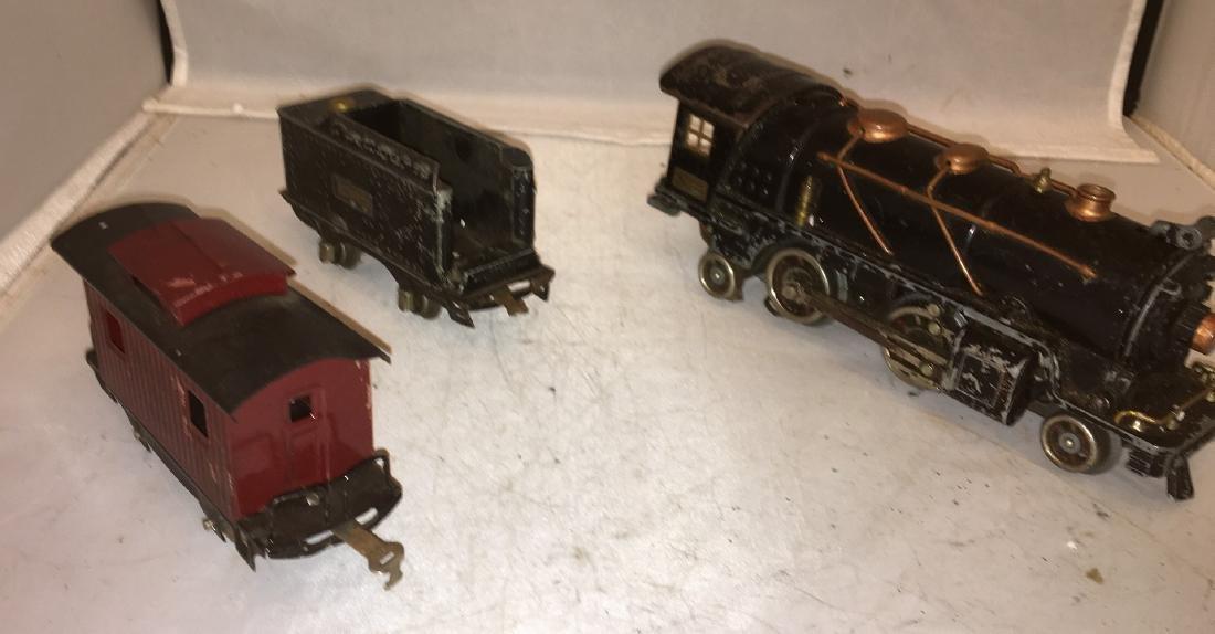 Lionel Prewar 261 O Gauge Steam Engine Plus