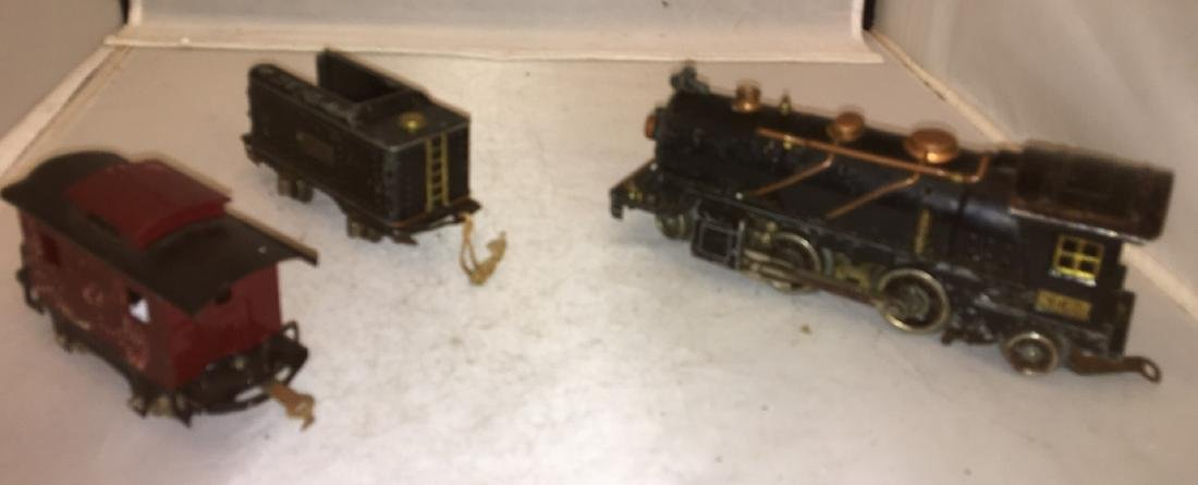 Lionel Prewar 261 O Gauge Steam Engine Plus - 2
