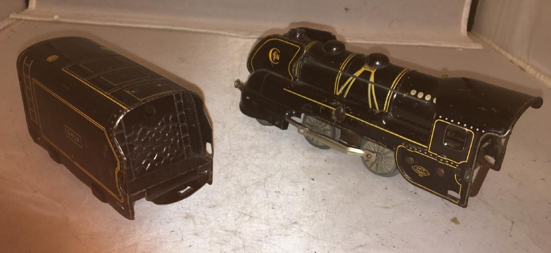 JEP Prewar O Gauge 2-4-0 Steam Engine - 2