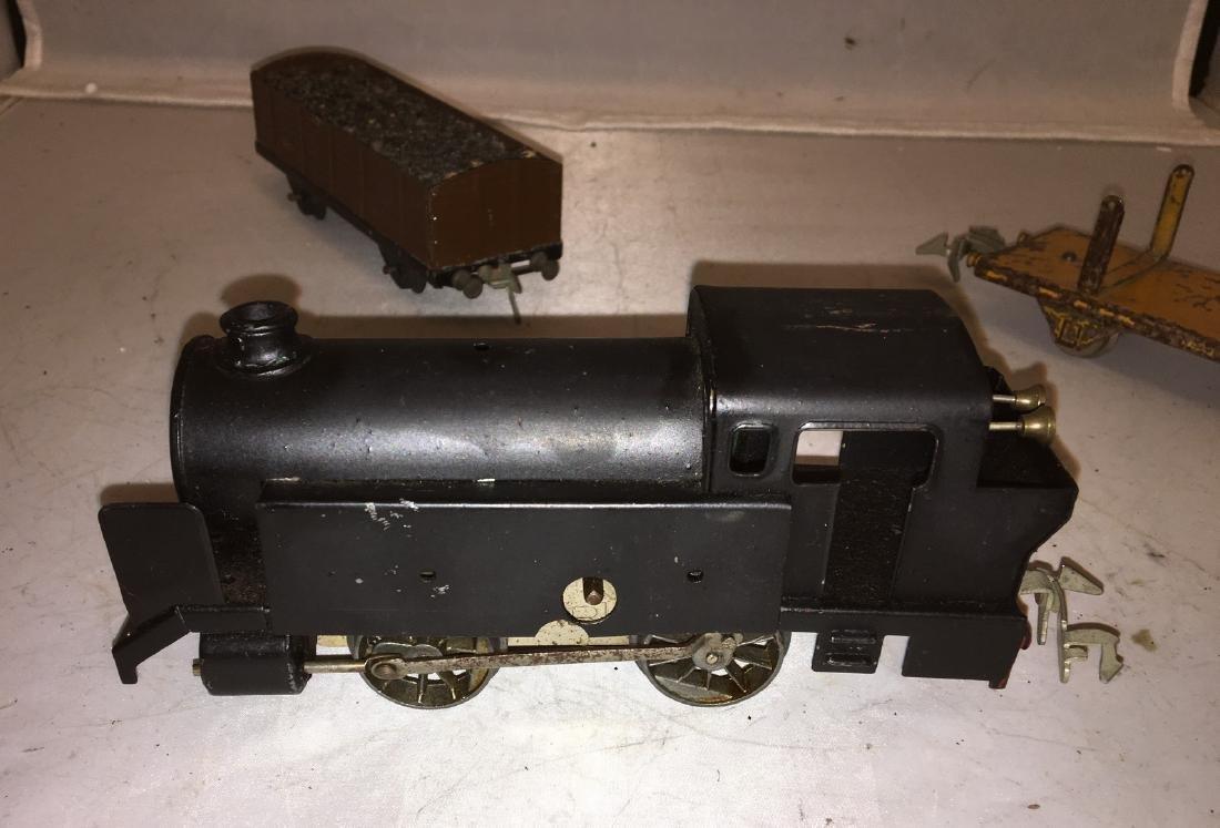 JEP Prewar O Gauge Steam Freight Train - 4