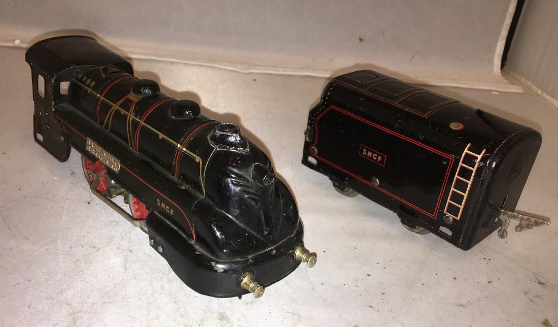JEP Prewar O Gauge Bass Volt Steam Engine
