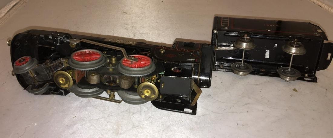 JEP Prewar O Gauge Bass Volt Steam Engine - 4